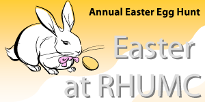 Easter at RHUMC
