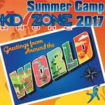 2017 Kid Zone Summer Camp