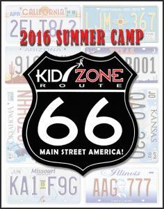 2016 Kidzone Brochure