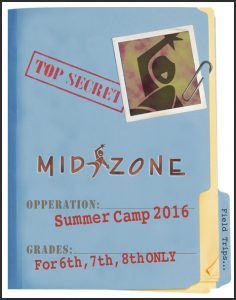 Click Here for the 2016 MidZone Summer Camp Brochure