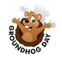 Come help us celebrate Groundhog Day