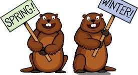 Come help us celebrate Groundhog Day!
