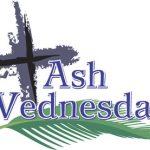 Ash Wednesday – February 14