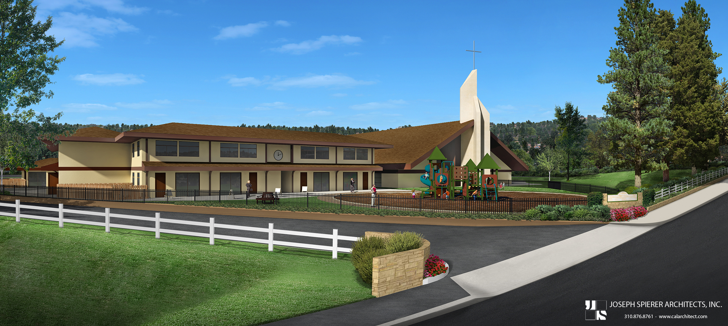 RHUMC architect's rendering