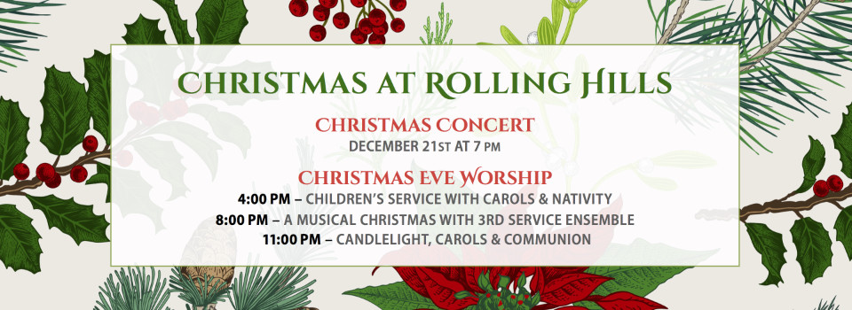 Christmas at Rolling Hills